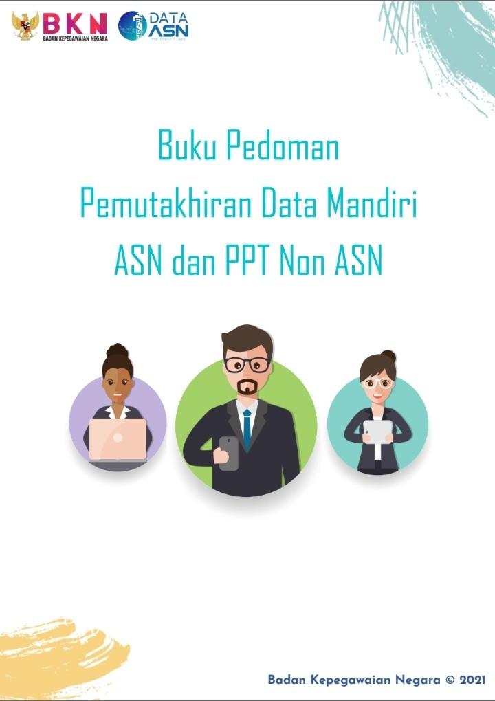>Buku Saku Pemutakhiran Data Mandiri (PDM)